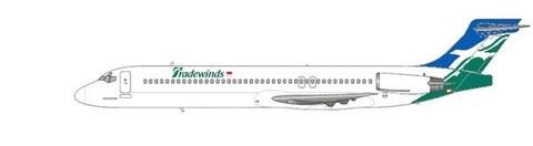 Die einzige einst von Tradewinds eingesetzte MD-87/Courtesy: md80design