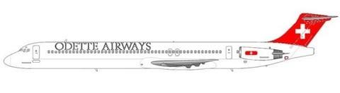 Odette Airways MD-83/Courtesy: md80design