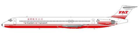 MD-82 im klassischen Farbschema/Courtesy: md80design