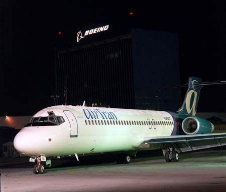 Erstbetreiber AirTran/Courtesy: Boeing