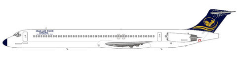 McDonnell Douglas MD-83 der Iran Air Tour/Courtesy: md80design
