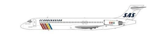 MD-87 der SAs/Courtesy: md80design