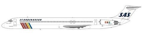 MD-81 der SAS/Courtesy: md80design
