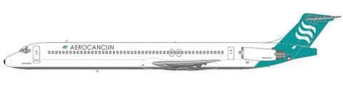 MD-83 mit Original-Logo/Courtesy: md80design