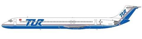 Die MD-83 TC-TRU/Courtesy: md80design