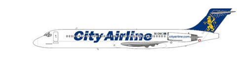 City Airline MD-87/Courtesy: md80design