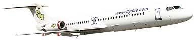 Fokker 100/Courtesy: DAE