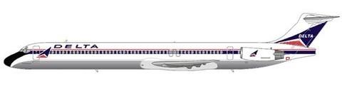 MD-88 im klassischem Farbkleid/Courtesy: md80design