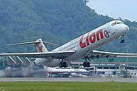 Eine MD-80 hebt ab!