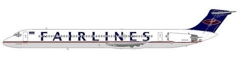 Fairlines MD-81/Courtesy: md80design