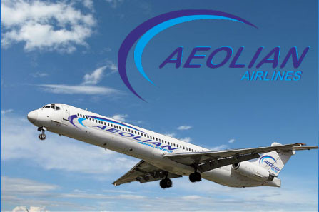 Courtesy: Aeolian Airlines