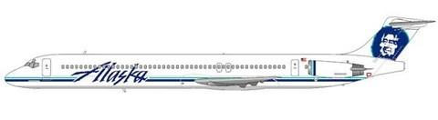 Alaska Airlines MD-83/Courtesy: md80design
