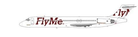FlyMe MD-87/Courtesy: md80design