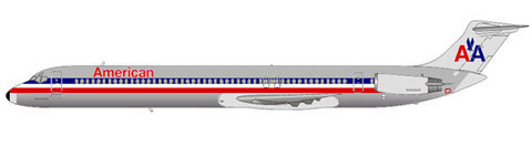 Super 80 von American Airlines/Courtesy: md80design