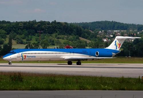 Fotomontage/Courtesy: Fly Romania
