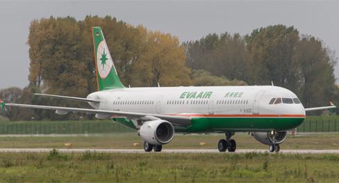 Die Airbus A321-200 nehmen die Rolle der McDonnell Douglas MD90-30 ein/Courtesy: EVA Air