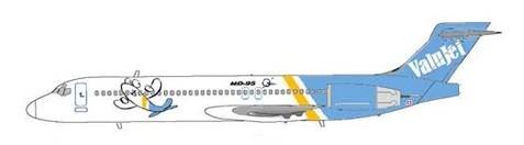 ValuJet MD-95/Courtesy: MD-80.com