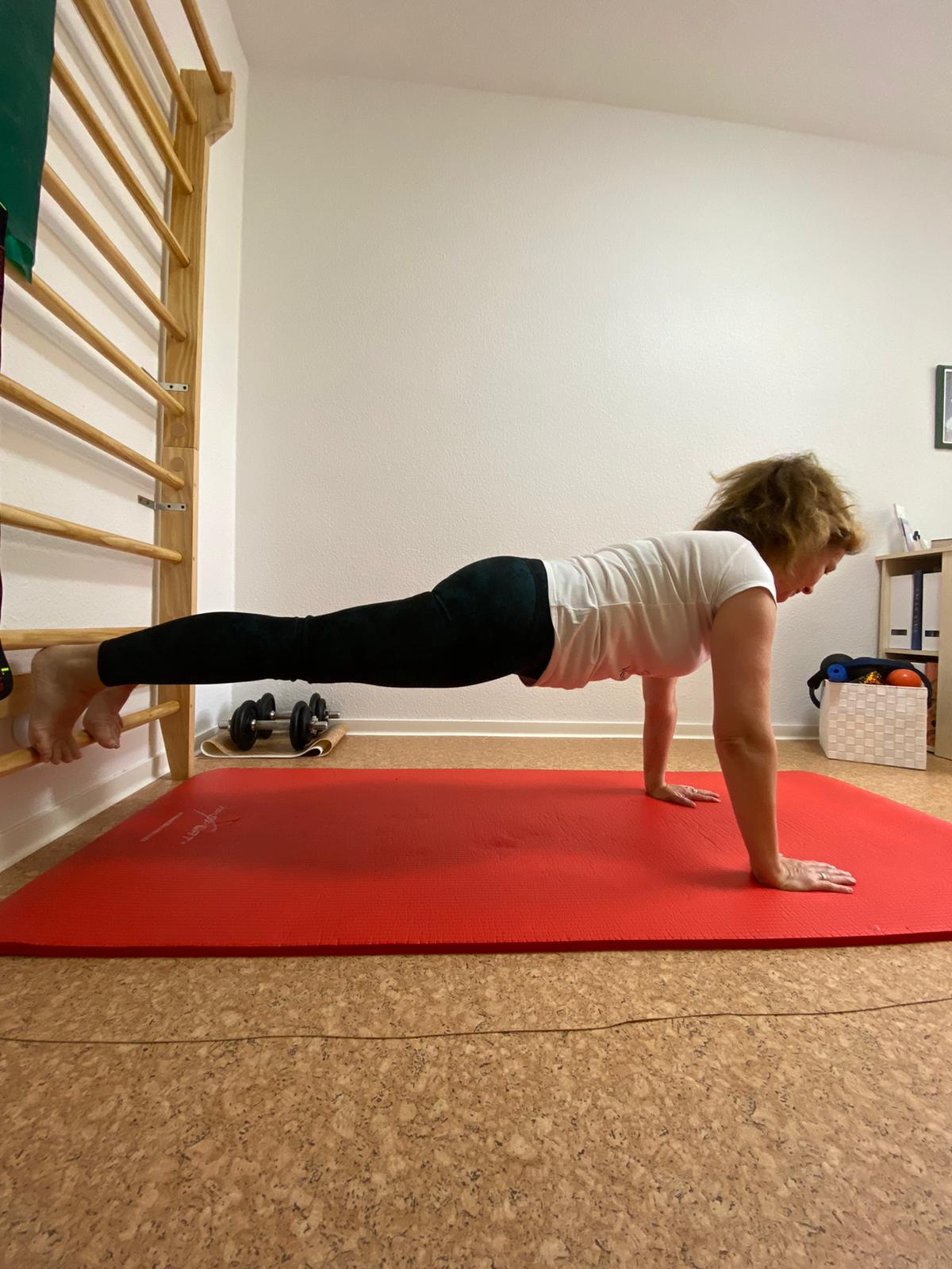 Planking mal anders