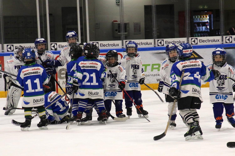 SCW Gastgeber beim U9-2 Thurgauer-Turnier