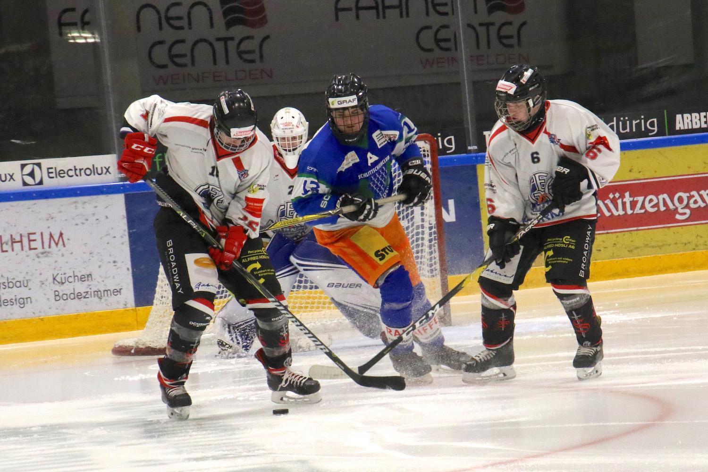 Zum Saisonende spielt die U17 gegen Glarus