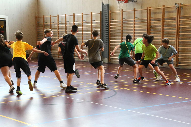 SCW-Nachwuchs im Sommertraining - U17