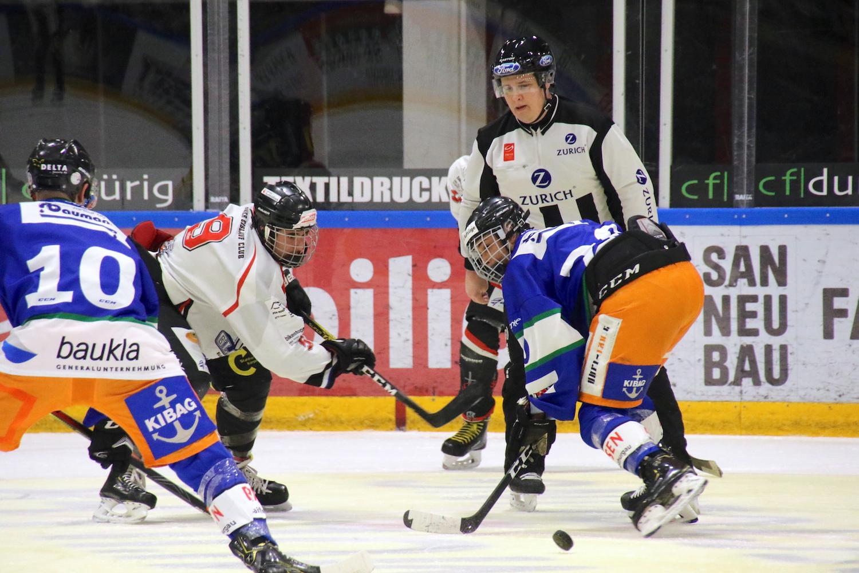 U20 beendet Saison mit Sieg gegen Glarus