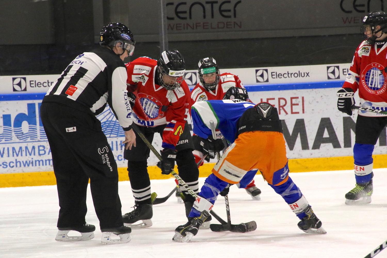 Endlich wird wieder Eishockey gespielt!