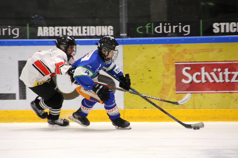 Zweites U13-Top-Derby gegen Frauenfeld