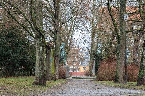 Der Wittelsbacher Park  (Hans Seidel)