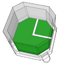 Cube-D 接続ブロックL型