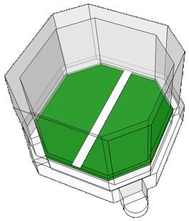 Cube-D 接続ブロックI型