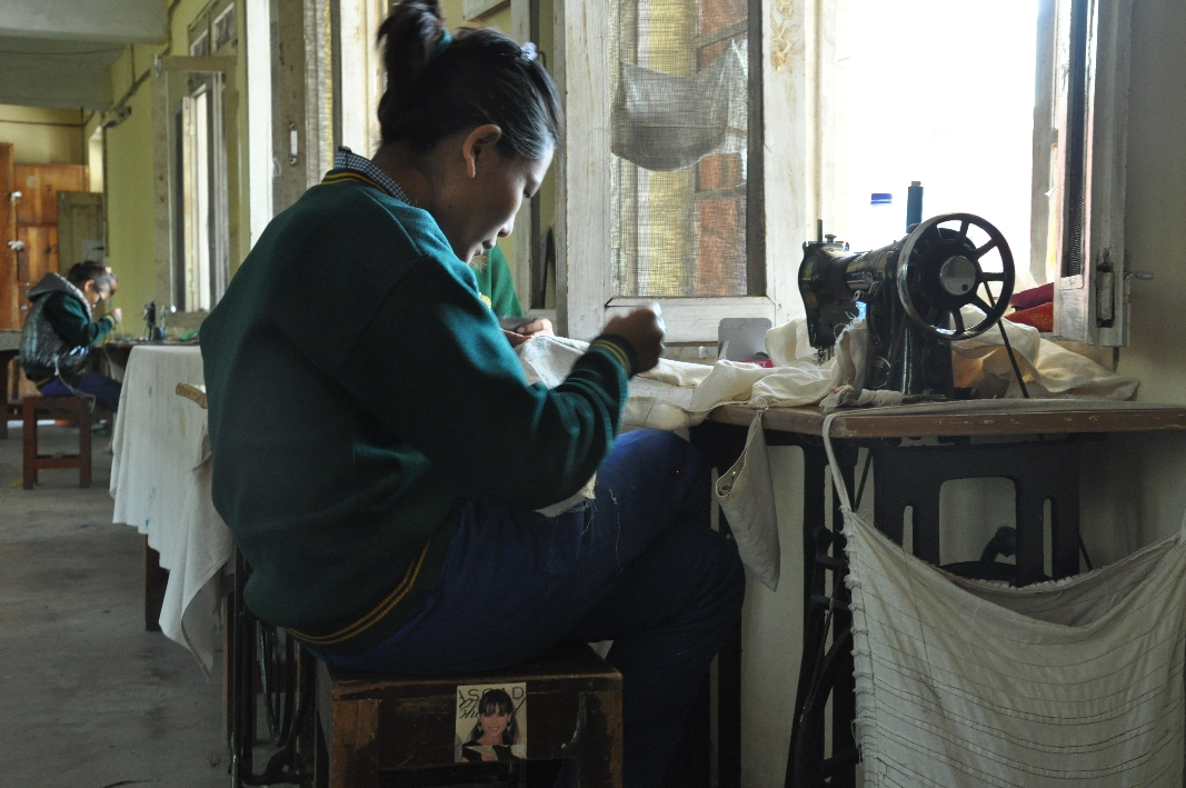 VTC Patlikuhl, Tailoring Section