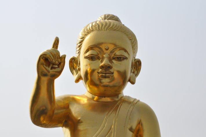 Young Buddha, Thailand