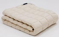 羊毛100%ベッドパッド