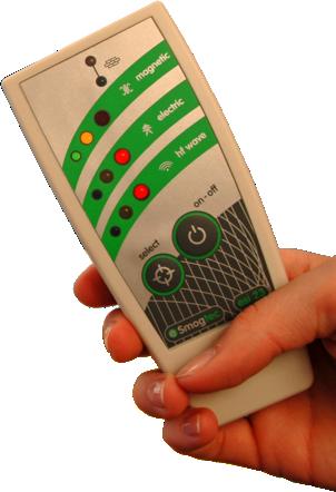 esi23 - Basisgerät für die EMF-Vorsorge