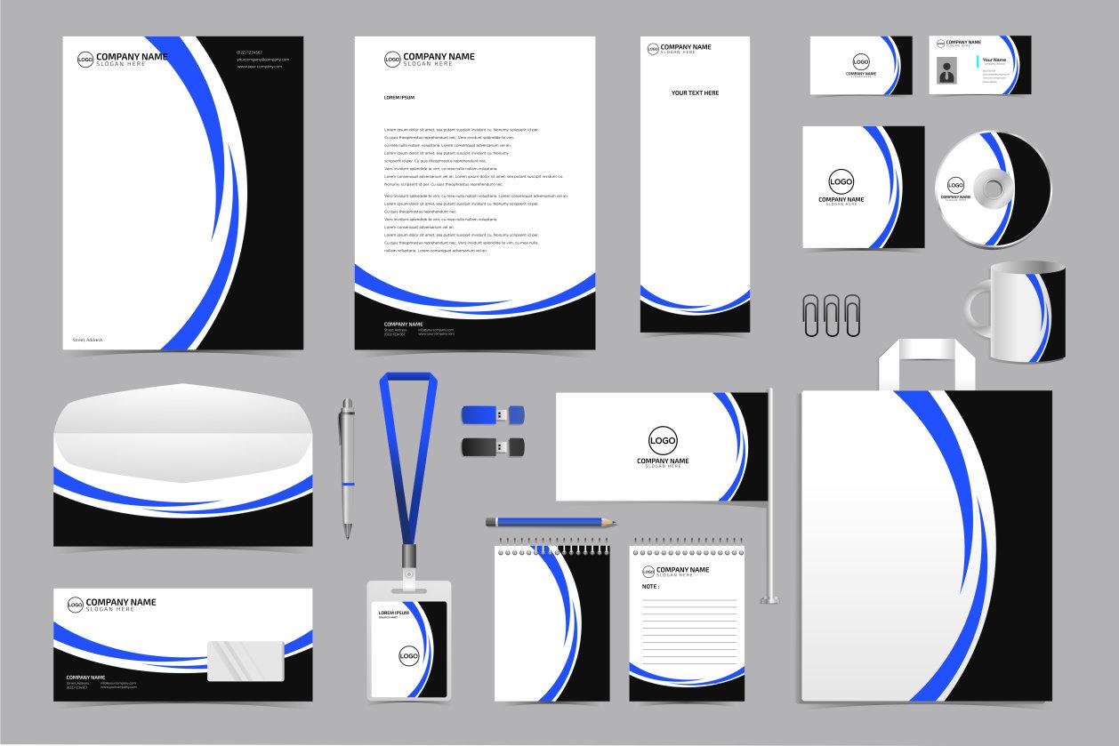 Printmedien Grafikdesign