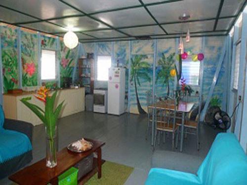 Alcibiades Apartment living area