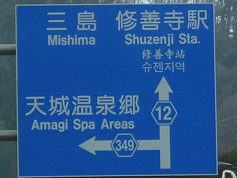 Dさん投稿-1 道路標識まで進出
