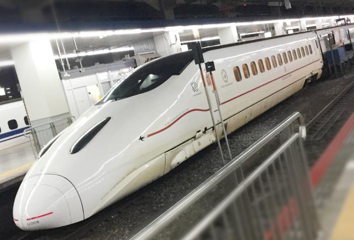 九州新幹線 ツバメ