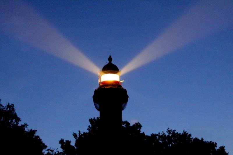 Die Leuchttürme der Bretagne sind nach wie vor des Seemanns Augenweide.
