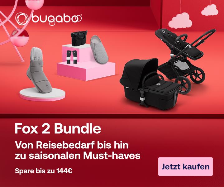 Bugaboo Bundles für Fox, Lyns, Donkey