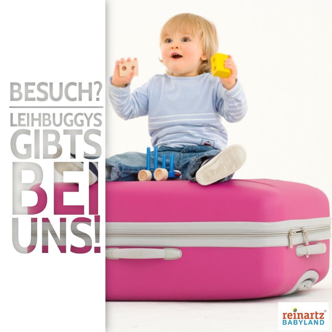 #leihbuggy