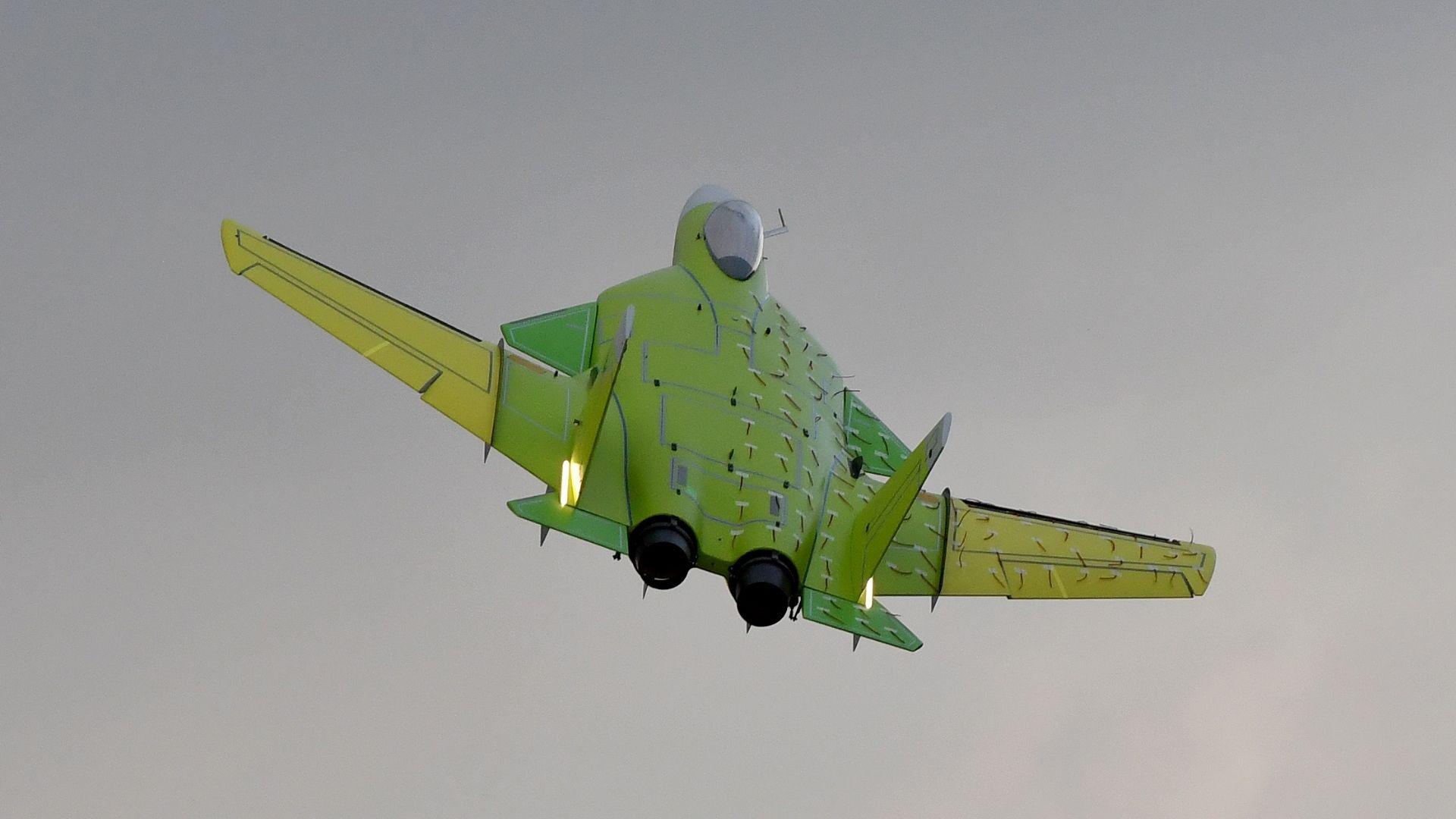 Su-X air flow by Rene Rosentraeger