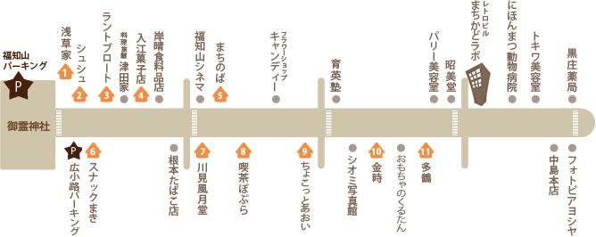 広小路マップ
