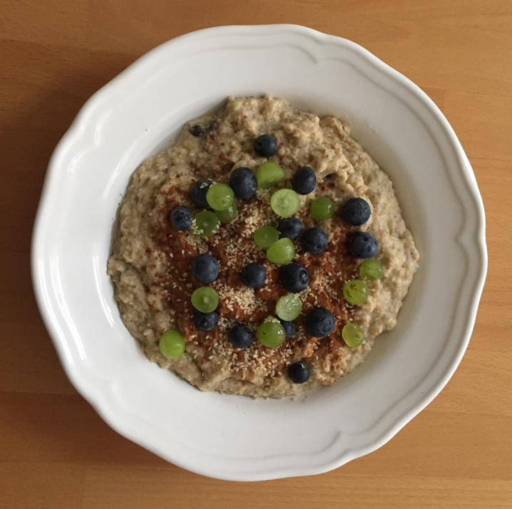 """Ayurvedisches Frühstück: """"Getreidebrei"""""""