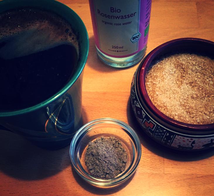 5.10.2016 Orientalischer Kaffeegenuss