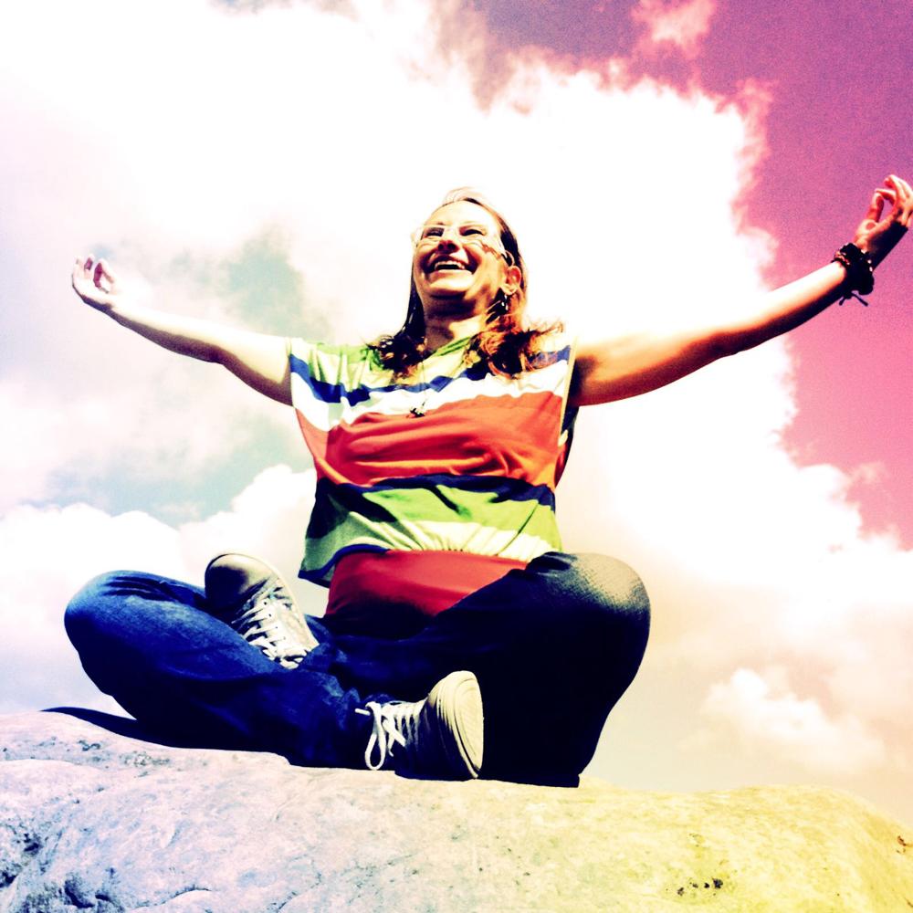 """""""Lach-Yoga: Lache dich gesund und glücklich"""""""