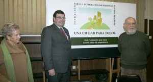 Asistió al acto el Vice-alcalde de Gijón Santiago Martinez Arguelles