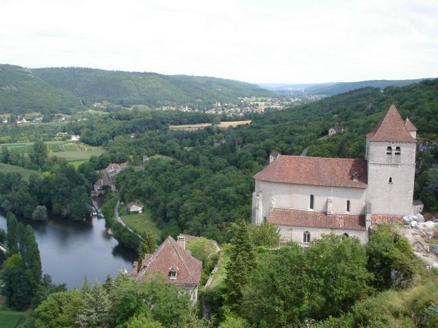 Saint-Cirq-lapopieLot-Dordogne