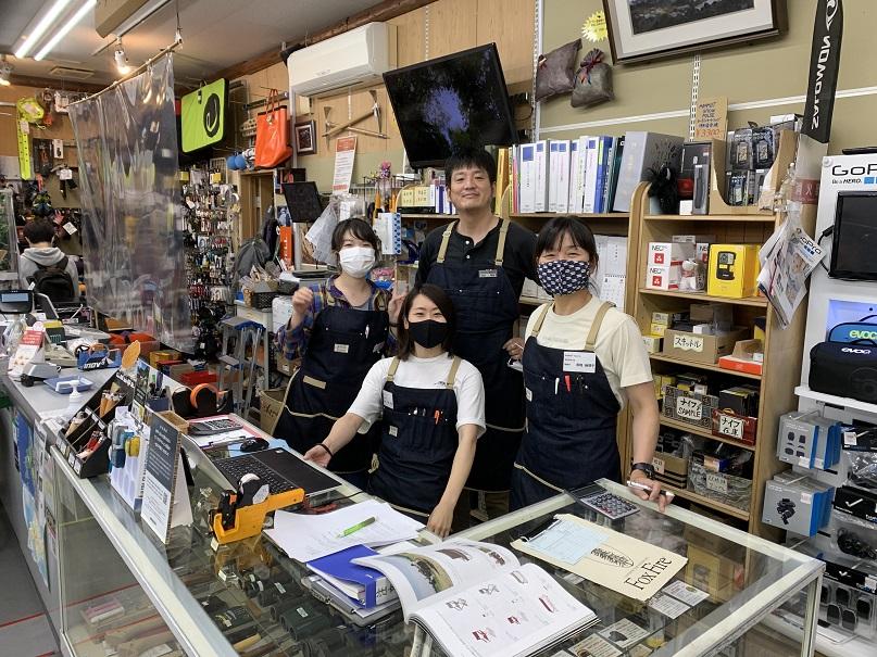 旭川店は札幌の秀岳荘の集大成